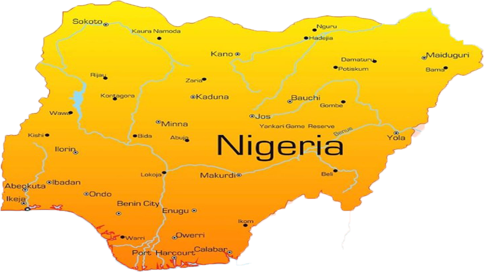 Nigeria states, slogan, year created and more… – Bionerdsng