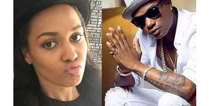 Is wizkid and tania omotayo still dating — 2