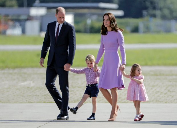 Duke and Duchess of Cambridge expect third child